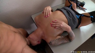 Johnny Castle and Juelz Ventura hot sex