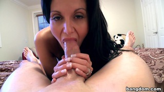 Ava Addams in Bringing in 2010!!