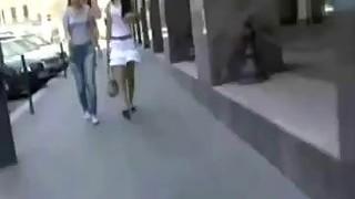 Forced Flashing In Public