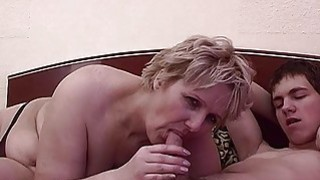 Fat Mommy Fucking Her Sons Bestfriend